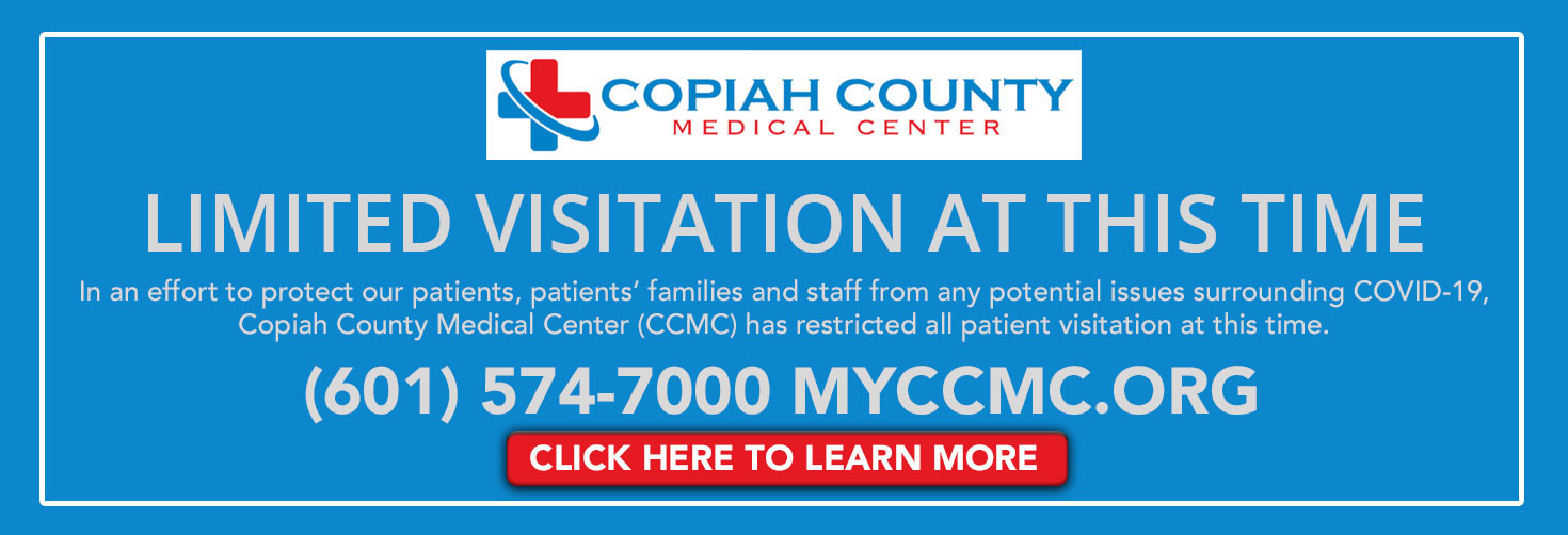 NO HOSPITAL VISITATION AT THIS TIME